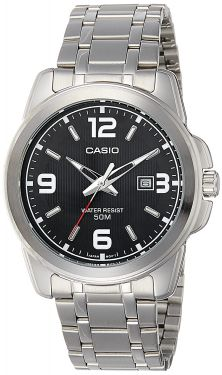 Casio Enticer Analog Black Dial Men's watch-Mtp-1314D-1Avdf (A550)