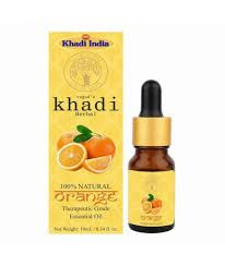 Vagad's Khadi Essential Orange Essential Oil