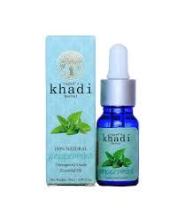 Vagad's Khadi Essential Peppermint Essential Oil