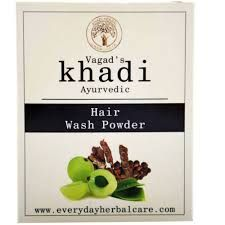 Vagad's Khadi Hair wash