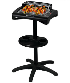 Wonderchef Smoky Grill - Electric Barbeque